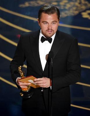 Оскар 2016 в фотографиях