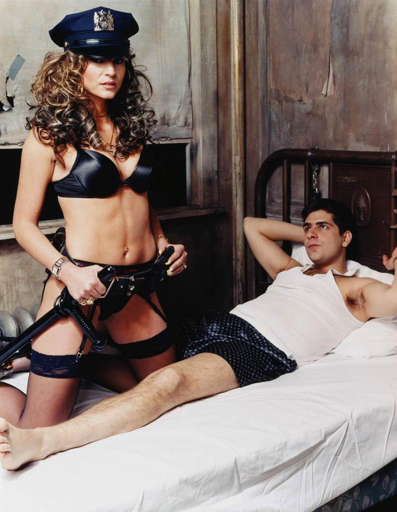 Экстремальный секс в наручниках 15 фотография