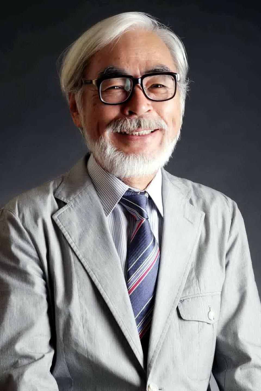 фото Хаяо Миядзаки