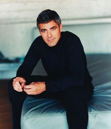 фото Джордж Клуни