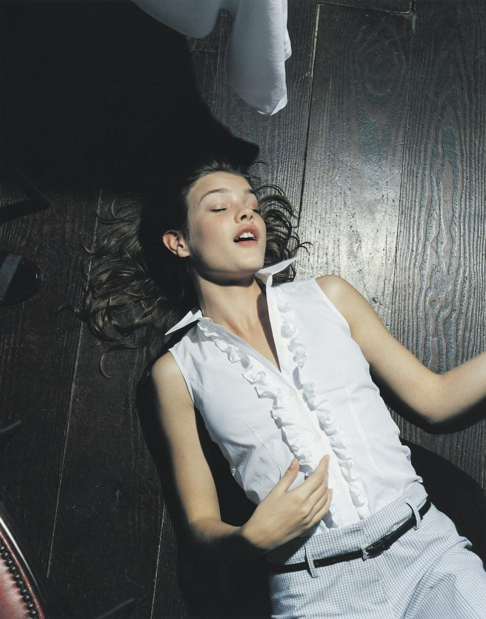 фото Наталья Водянова