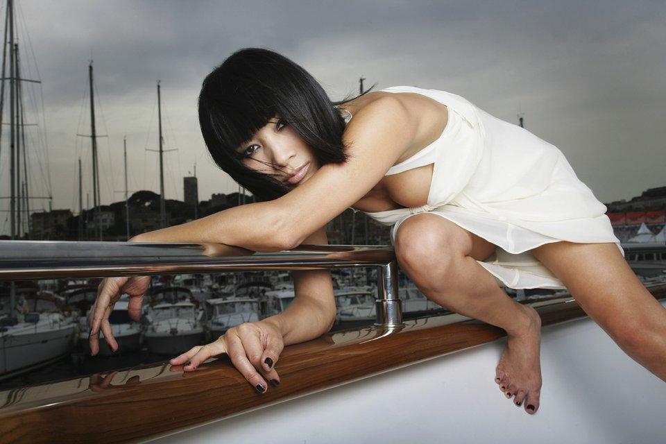 фото Бай Лин