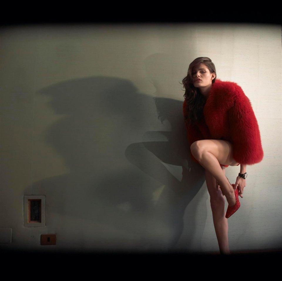фото Изабели Фонтана