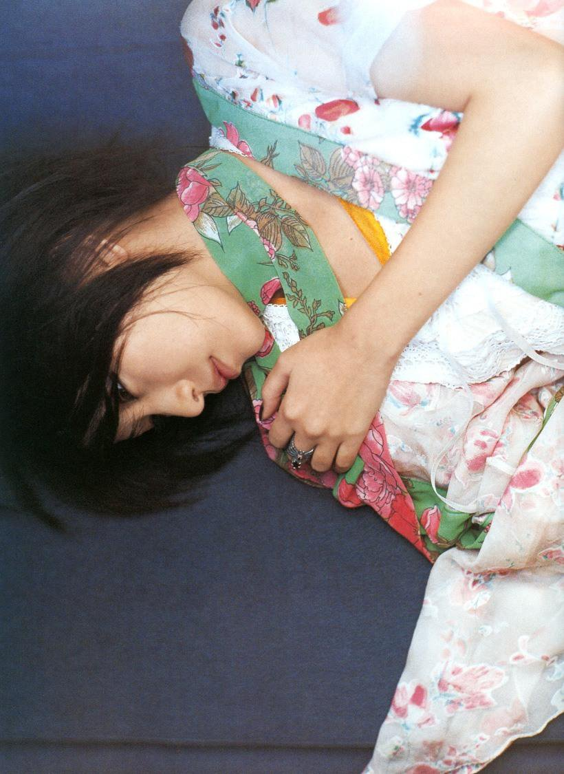 фото Мика Накашима