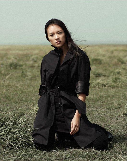 фото Чжан Цзыи