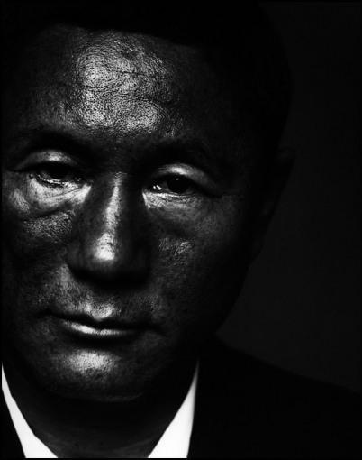 фото Такеши Китано