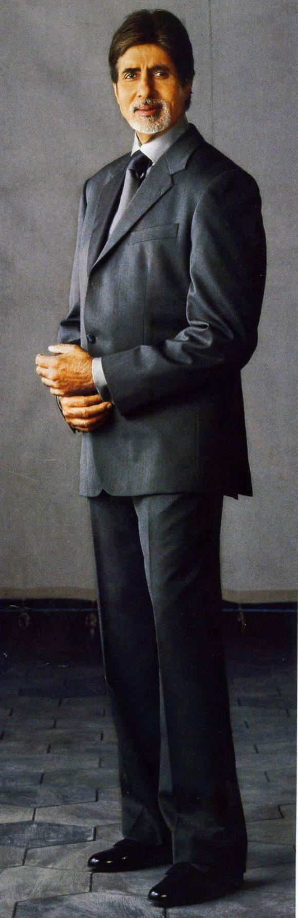 фото Амитабх Баччан