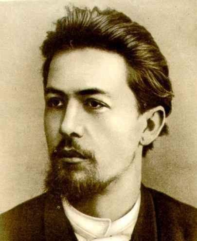 фото Антон Чехов
