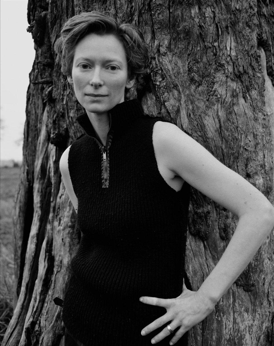 фото Тильда Суинтон