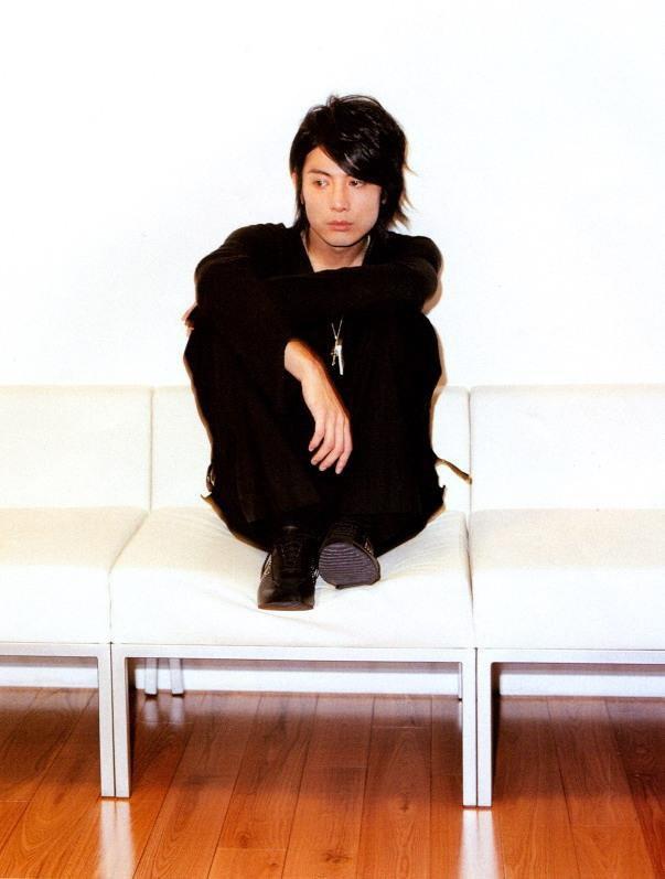 фото Тетсуджи Тамаяма