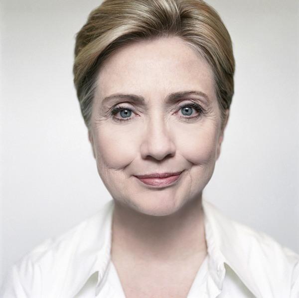 фото Хиллари Родэм Клинтон