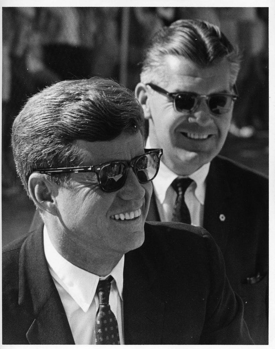 фото Джон Ф. Кеннеди