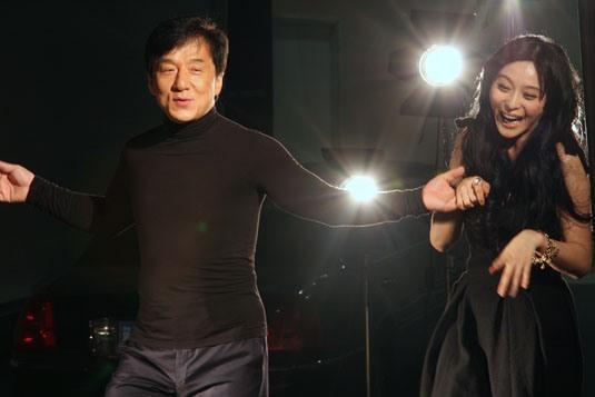 фото Джеки Чан