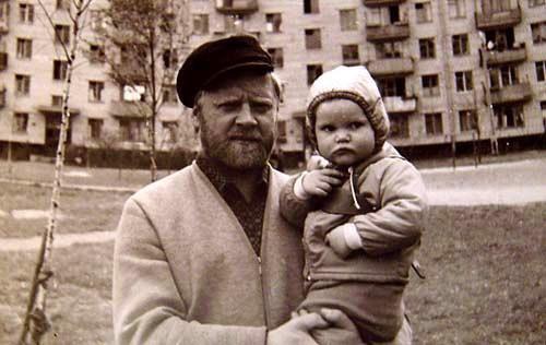 фото Юрий Визбор