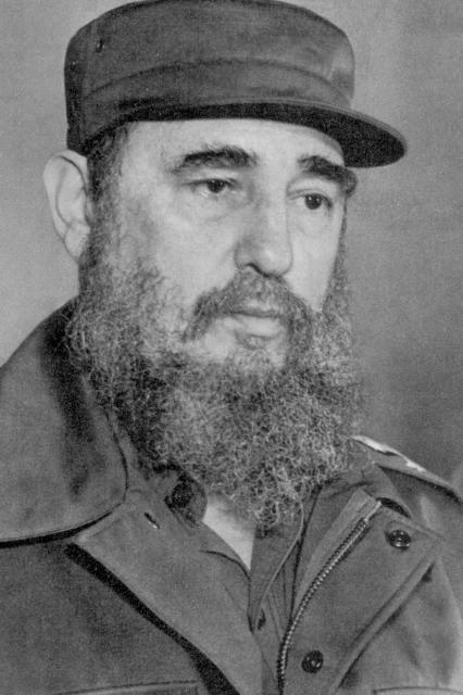 фото Фидель Кастро