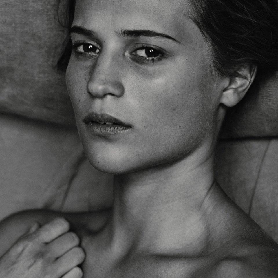 фото Алисия Викандер