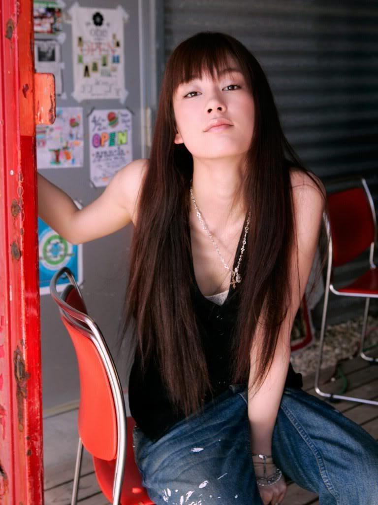 фото Асами Мидзукава