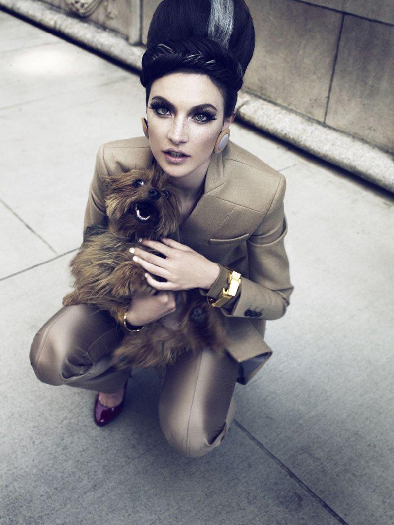 фото Жаклин Яблонски