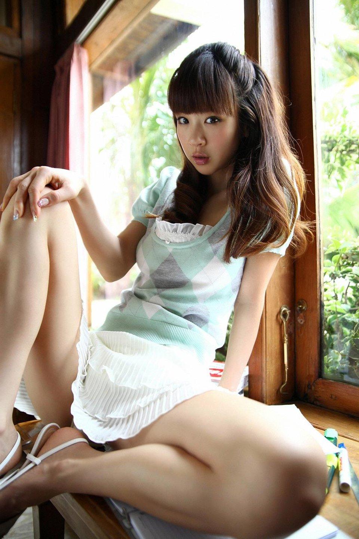 фото Аки Хошино