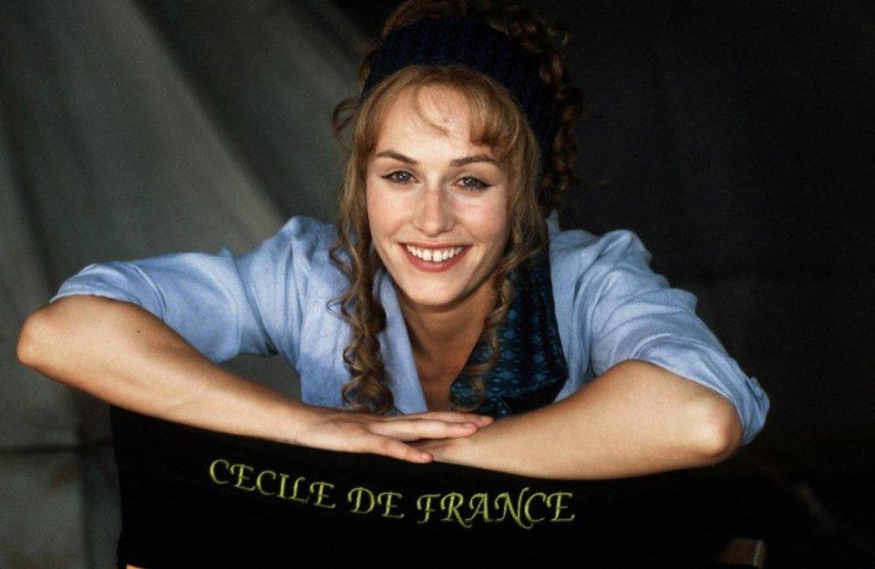 фото Сесиль Де Франс