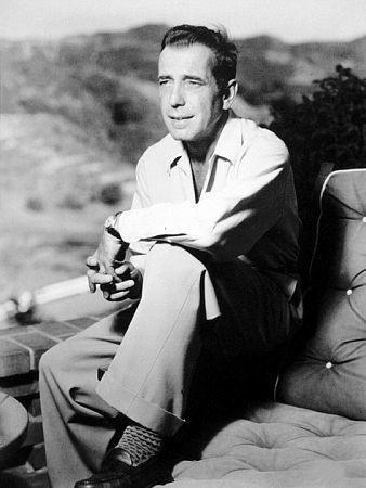 фото Хамфри Богарт