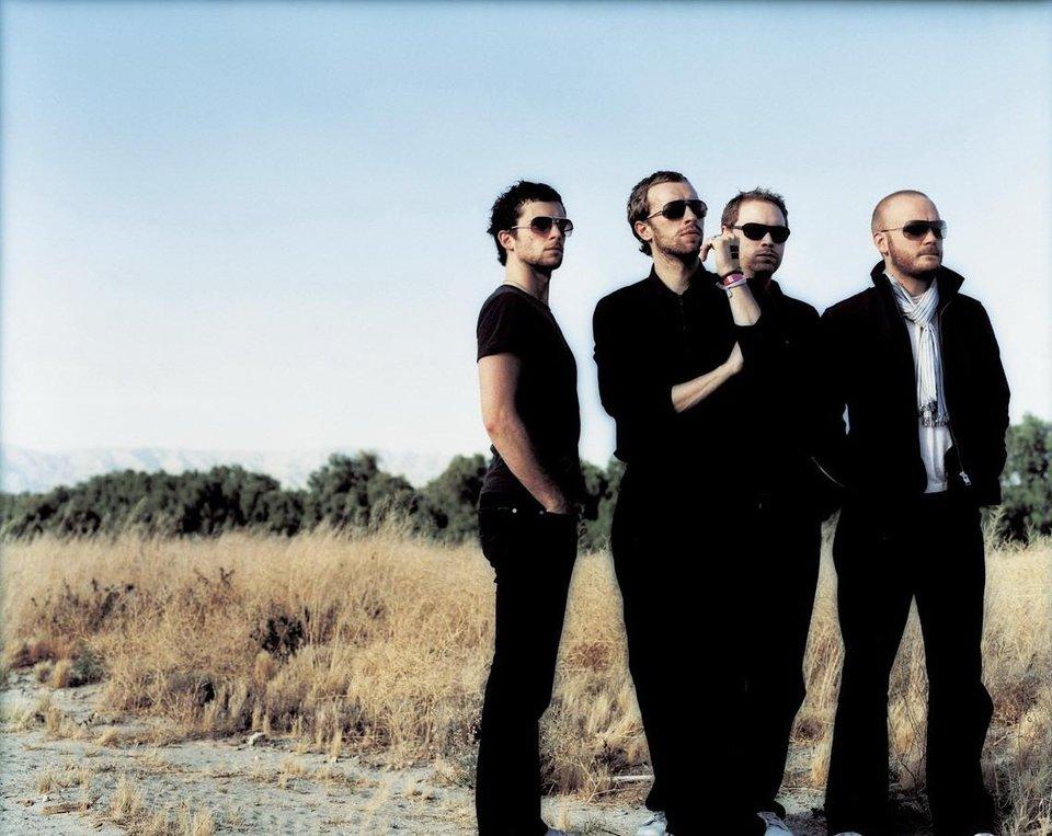 фото Coldplay