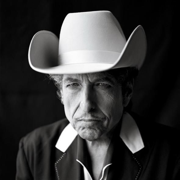 фото Боб Дилан