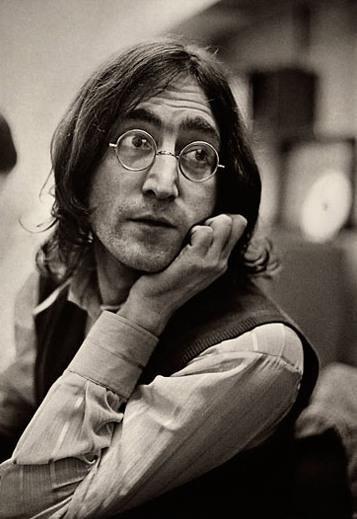 фото Джон Леннон