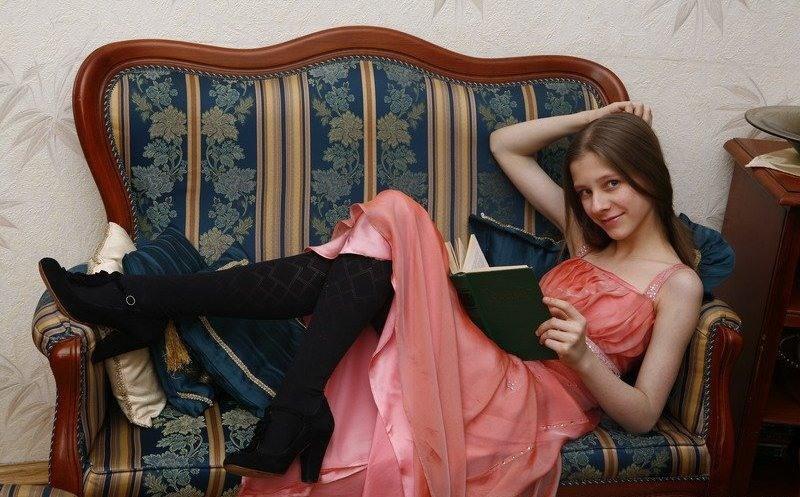 фото Лиза Арзамасова