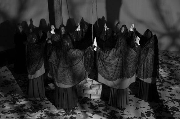 Как снималась «Американская история ужасов»