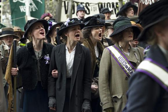 «Суфражистка». Ода женской свободе