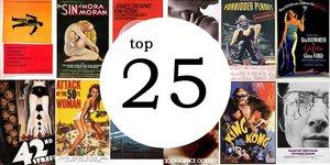 Топ 25 самых оригинальных постеров в истории кино по версии журнала Premiere