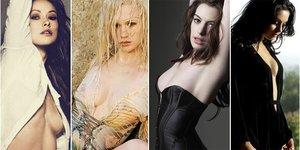 10 самых привлекательных актрис лета 2011