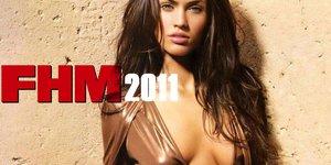 Самые сексуальные актрисы 2011 года по версии журнала FHM