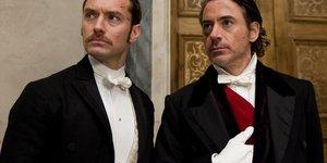 Интервью с создателями «Шерлока Холмса 2»