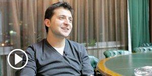 Интервью с Владимиром Зеленским