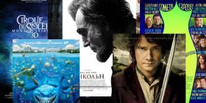 Лучшие фильмы зимы 2012/2013