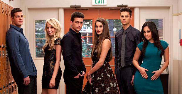 Список сериалов и фильмов про школу и подростков новые съемки гарри поттера