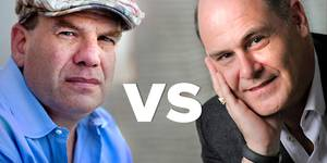Битва создателей сериалов: автор «Безумцев» против автора «Прослушки»