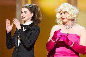 Кони, бокс и волосы на груди: 10 самых странных моментов с вручения «Оскара»