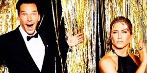 Звезды в соцсетях: кинопремия «Золотой глобус» за кадром