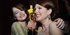 Лучшие фото и гифки «Оскара-2015»