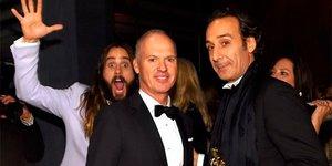 Звезды в соцсетях: неформальный репортаж с «Оскара»