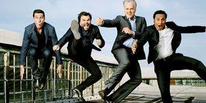 Правительство без штанов: все о новой геополитической комедии «На грани»