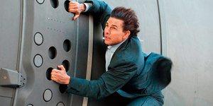 5 самых крутых моментов из фильмов «Миссия невыполнима»