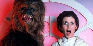 10 курьезных историй со съемок «Звездных войн»