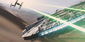 10 космических кораблей и машин из новых «Звездных войн»
