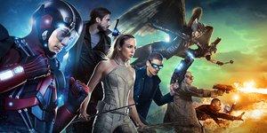 Ответ «Мстителям»: все о сериале «Легенды завтрашнего дня»