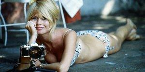 Ретро: 10 горячих актрис 60-х годов