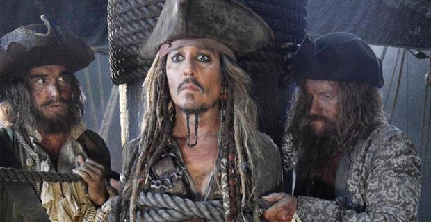 Пираты Карибского моря: Мертвецы не рассказывают сказки смотреть онлайн фильм целиком